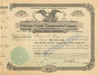 Delaware County Transportation Company
