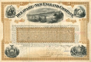 Delaware and New England Company