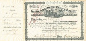 Delaware and Otsego Railroad Company