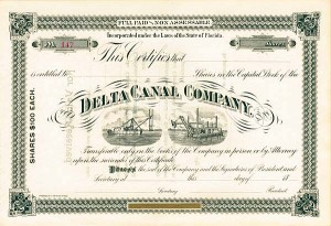 Delta Canal Company - SOLD