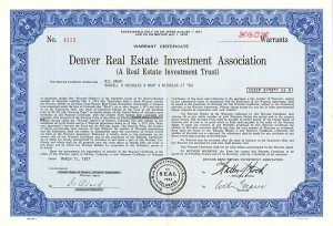Denver Real Estate Investment Association - SOLD