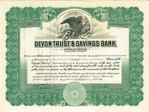 Devon Trust & Savings Bank