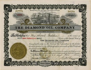 Daimond Oil Company