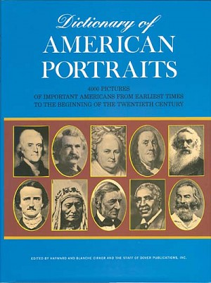 Dictionary of American Portraits - SOLD