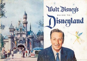 Walt Disney's Guide to Disneyland - SOLD