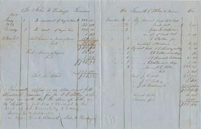 (Alabama) Slave Document - SOLD