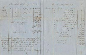 (Alabama) Slave Document