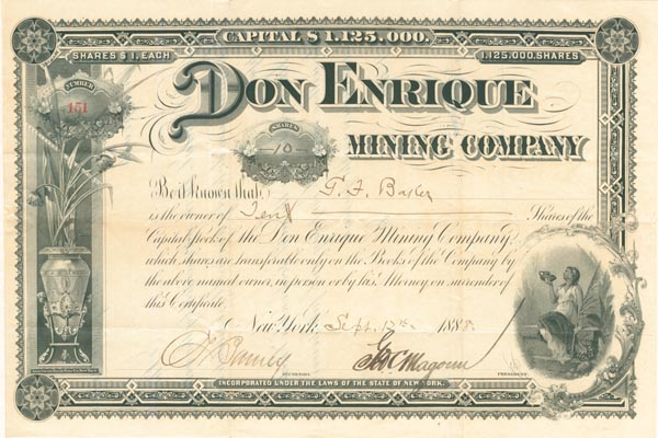 Don Enrique Mining Company