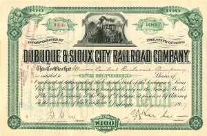 Dubuque & Sioux City Railroad Company