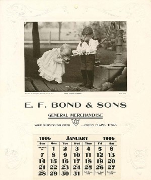Thos. D. Murphy Co. Advertising Calendar