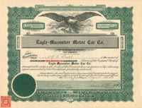 Eagle-Macomber Motor Car Co. - SOLD