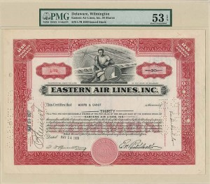Eastern Air Lines, Inc. - SOLD
