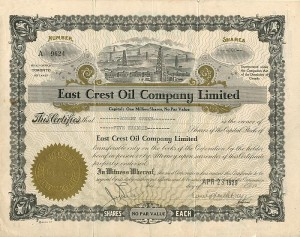 East Coast Oil Company Limited