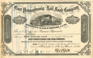 East Pennsylvania Rail Road Company