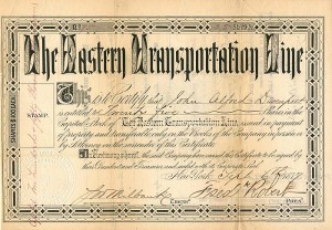 Eastern Transportation Line