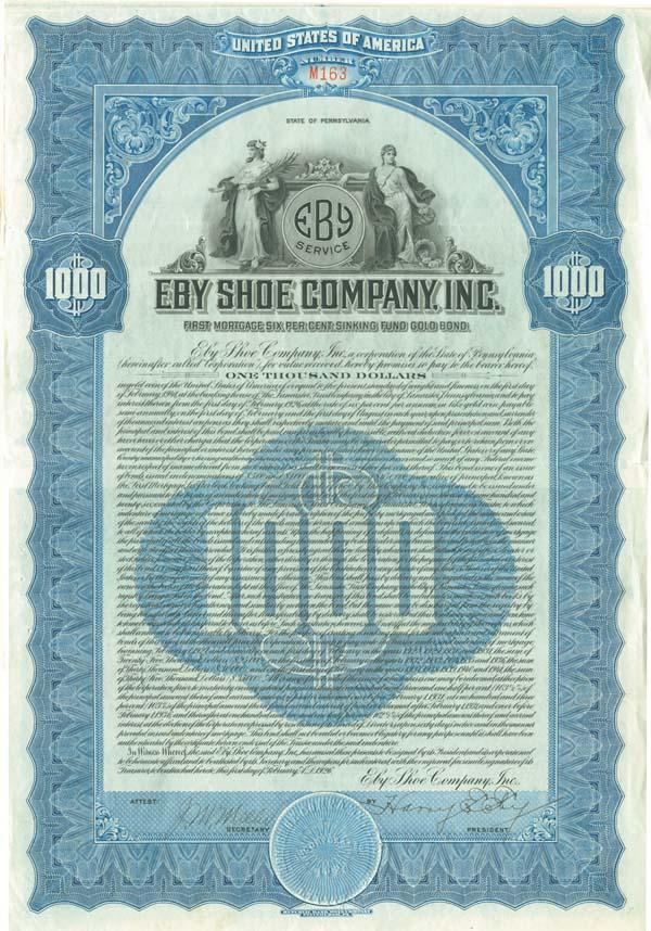 Eby Shoe Company, Inc