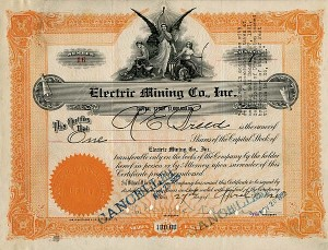 Electric Mining Co., Inc.