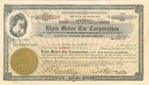 Elgin Motor Car Corporation