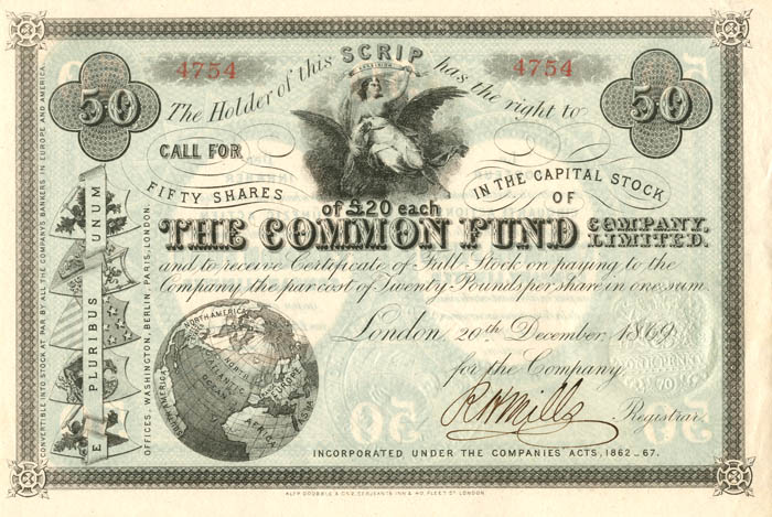 Common Fund Company Limited