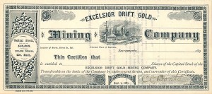 Excelsior Drift Gold Mining Company