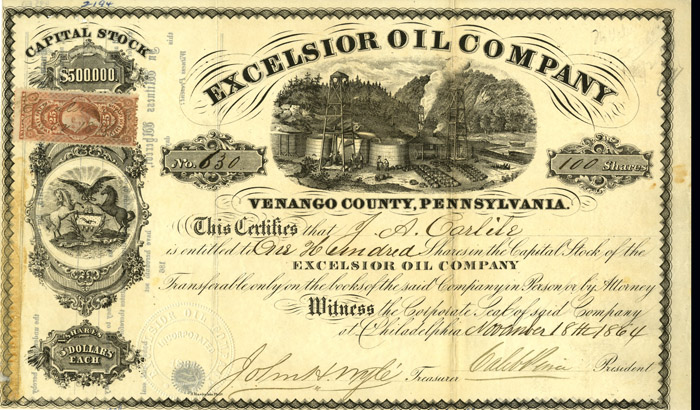 Excelsior Oil Company