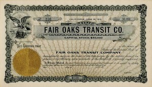 Fair Oaks Transit Co.