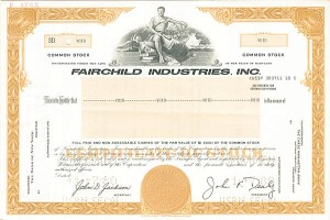 Fairchild Industries, Inc.