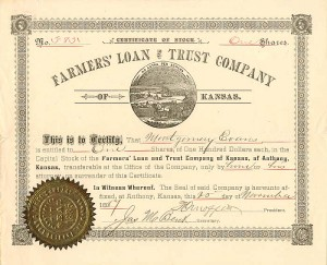 Farmers' Loan and Trust Company