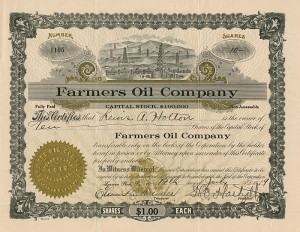 Farmers Oil Company