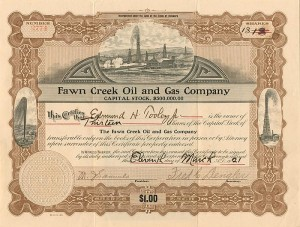 Fawn Creek Oil and Gas Company