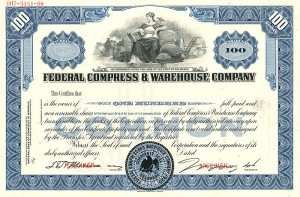 Federal Compress & Warehouse Company