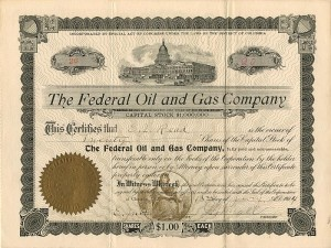 Federal Oil and Gas Company