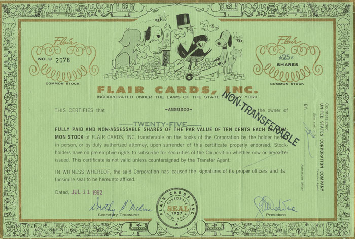 Flair Cards, Inc
