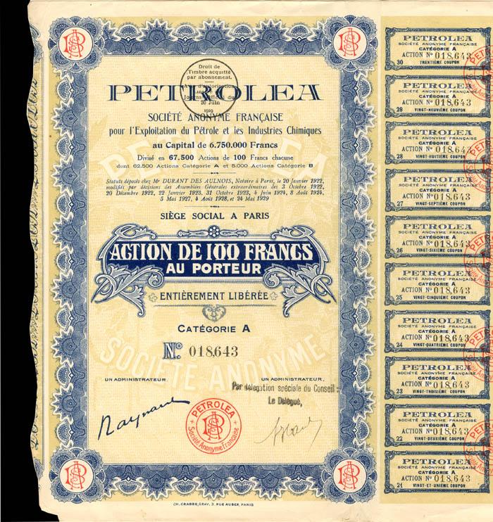Petrolea