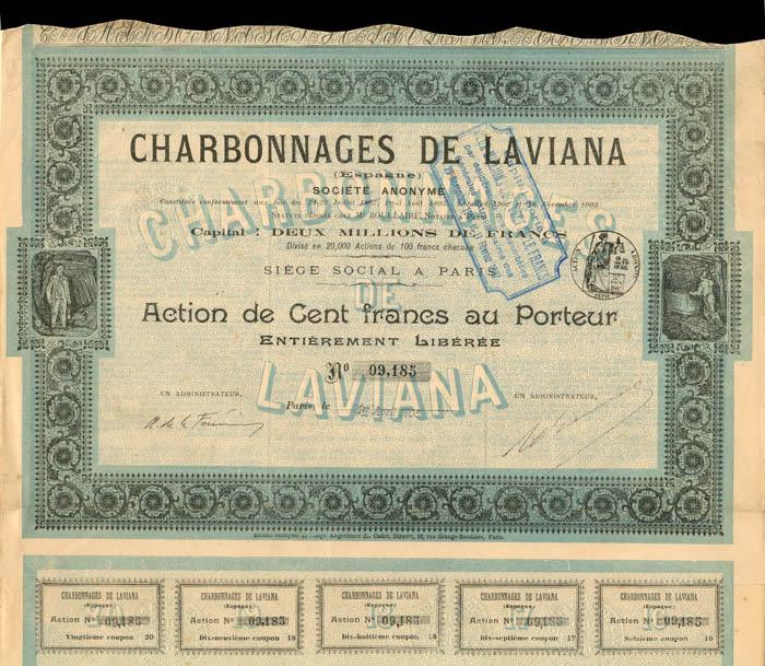 Charbonnages De Laviana