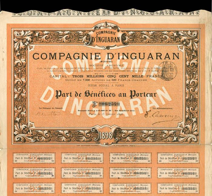 Compagnie D'Inguaran