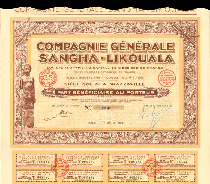 Compagnie Generale Sangha-Likouala