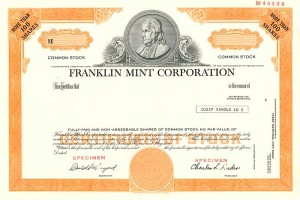Franklin Mint Corporation