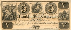 Franklin Silk Company - SOLD