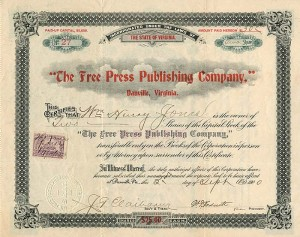 Free Press Publishing Company