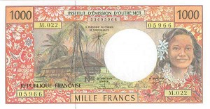 French Pacific Territories - SOLD