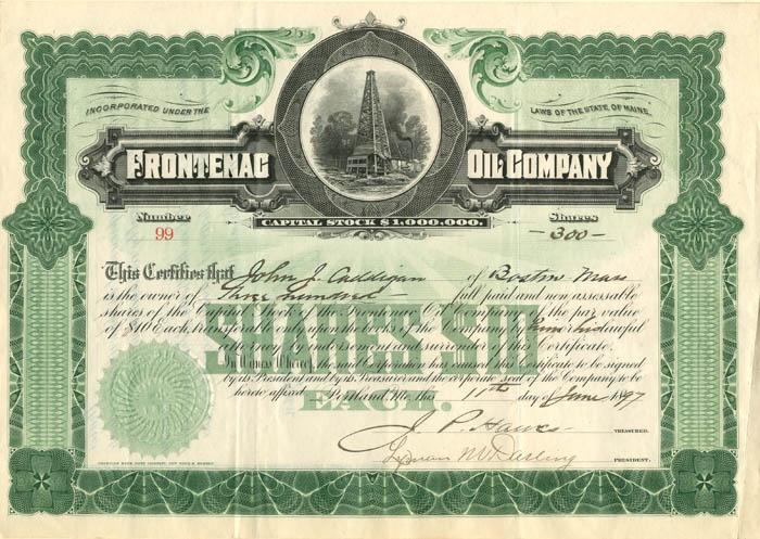 Frontenac Oil Company