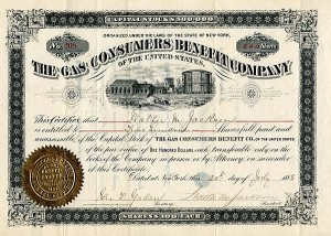 Gas Consumers Benefit Company of the United States