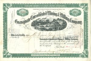 Guanajuato Consolidated Mining & Milling Company