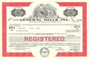 General Mills, Inc. - $25,000 - SOLD