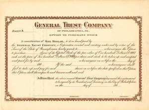 General Trust Company