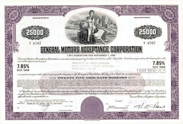 General Motors Acceptance Corp