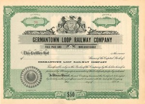 Germantown Loop Railway Company