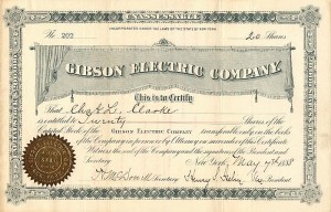 Gibson Electric Company - SOLD