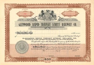 Glenwood Rapid Transit Street Railway Co.